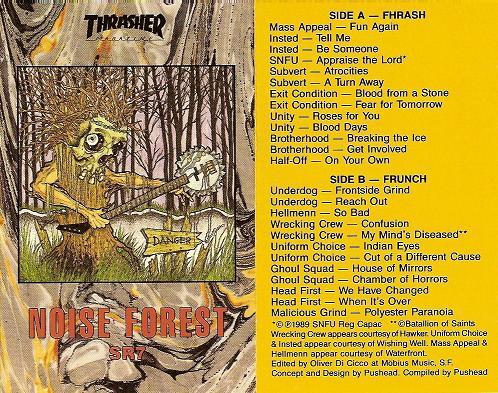 Various - Skate Rock Vol. 2 - Blazing Wheels And Barking Trucks